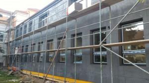 Rekonstrukce a zateplení zdravotního střediska