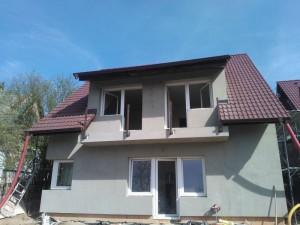 Novostavba rodinného domu Stránčice