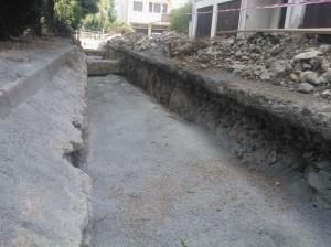 Rekonstrukce teplovodu v Bystřici u Benešova