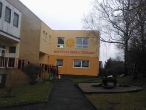 Nástavba a zateplení MŠ Čerčany