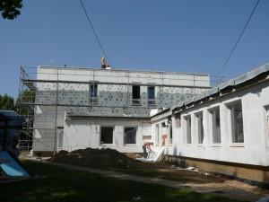 Zateplemí MŠ a výměna topného systému v obci Tuklaty