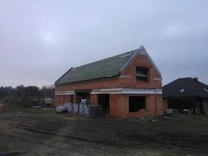 Novostavba rodinného domu ve Vranovské Lhotě