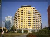 Bytový dům Slunečnice o 69 bytech v Praze na Zahradním městě